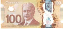 Canada 100 Dollars 2011 - Canada