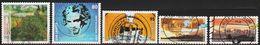 2020: Bund Mi.Nr. 3519, 3520, 3531, 3532 + 3538 Gest. (d312) / Allemagne Y&T No. ? Obl. - Gebraucht