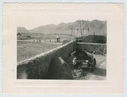 Guerre D'Algérie. 4 Photos. Paysages. - War, Military