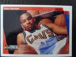 NBA - UPPER DECK 1997 - CAVALIERS - DEREK ANDERSON - Singles (Simples)