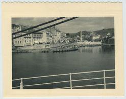 Port De Vendres, Vu Du Paquebot L'El Mensour. - Places