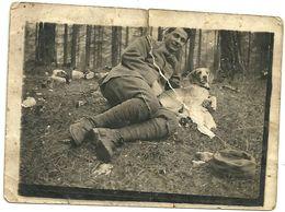 GERMIGNAGA  ---       -  1916 MILITARE          FOTO - Identified Persons