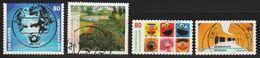 2020: Bund Mi.Nr. 3512, 3520, 3534 + 3541 Gest. (d252) / Allemagne Y&T No. ? Obl. - Gebraucht