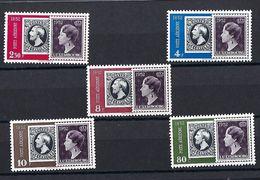 Luxembourg  -  Timbres 1952  Grande-Duchesse Charlotte  Postfrisch **  MNH  KW 100,00 € - Blocs & Feuillets