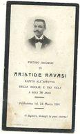IMMAGINETTE  VOLDOMINO  LUINO--1914--DON  LUIGI   MASERA  XXV ANNO FASCISTA - Religión & Esoterismo