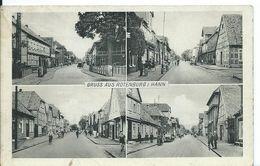 ROTENBURG   ( ALLEMAGNE )  GRUSS AUS ROTENBURG I. HANN - Rotenburg (Wuemme)