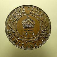 Newfoundland 1 Cent 1919 C - Canada