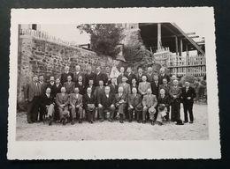 ANNONAY - Photo A.Guillomet - Association Des Poilus D'Annonay - 13 X 18 Cm. - Anonymous Persons