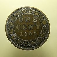 Canada 1 Cent 1896 - Canada