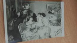 CP -  Salon De 1904..... La Merveille - History