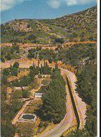 Carte Postale. Maroc. Béni Mellal. Panorama Ain Asserdoun. Etat Moyen. Taches. Jaunie. Écorches. - Morocco