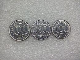 Brazil 100 - 1000 Cruzeiros - Brazil