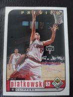 NBA - UPPER DECK 1997 - CLIPPERS - ERIC PIATKOWSKI - Singles (Simples)