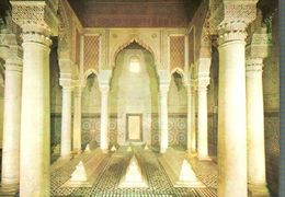 Maroc : Marrakech Les Tombeaux Saâdiens - Marrakesh