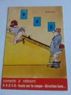 LASSALVY Non Circulé Non écrite, Collection Orion Paris 14ème. - Lassalvy