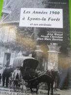 Histoire Locale/Normandie/LYONS/Les Années 1900/ Cartes Postales Anciennes/WETZEL DERRIEN/Page De Garde/2000     LIV193 - History