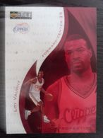 NBA - UPPER DECK 1997 - CLIPPERS - LOY VAUGHT - Singles (Simples)