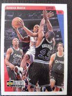 NBA - UPPER DECK 1997 - CLIPPERS - DARRICK MARTIN - Singles (Simples)