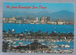 US.- SAN DIEGO, CALIFORNIA. HI FROM BEAUTIFUL SAN DIEGO. - San Diego