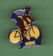CYCLISTE *** MBK *** 1031 - Ciclismo