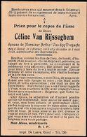 Gand, Gent, 1928, Céline Van Rijsseghem, Van Den Veegaete - Images Religieuses