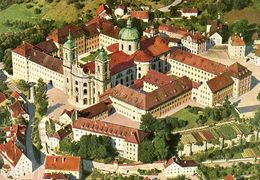 Allemagne : Weingarten Abbaye St Martin - Other