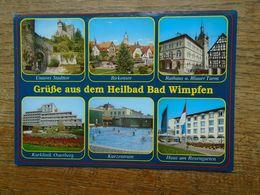 Allemagne , Grübe Aus Dem Heilbad Bad Wimpfen  , Multi-vues - Other