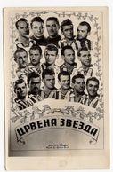 CRVENA ZVEZDA - FOTO VENUS - Soccer