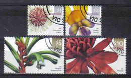 Australia 2006 Wild Flowers Y.T. 2409/2412 (0) - Usati
