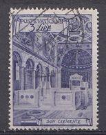 Vatikaan 1949  Mi.nr. 150  Basiliken   OBLITÉRÉS-USED-GEBRUIKT - Vatican