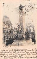 Paris PMonument De Gambetta 1902 - France