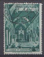 Vatikaan 1949  Mi.nr. 152  Basiliken   OBLITÉRÉS-USED-GEBRUIKT - Vatican