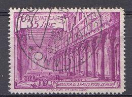 Vatikaan 1949  Mi.nr. 156   Basiliken   OBLITÉRÉS-USED-GEBRUIKT - Vatican