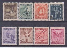 """Österreich 1946:  """"ANTIFA-Ausstellung""""  Kpl.Satz Postfrisch Luxus - 1945-.... 2nd Republic"""