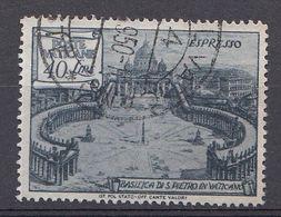 Vatikaan 1949  Mi.nr. 159   Basiliken   OBLITÉRÉS-USED-GEBRUIKT - Vatican
