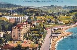 Bandol, Le Grand Hotel Et La Plage  (pk69748) - Bandol