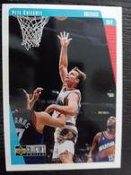NBA - UPPER DECK 1997 - GRIZZLIES - PETE CHILCUTT - Singles (Simples)