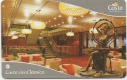 Carte De Croisière : Costa NeoClassica 2016 - Other Collections