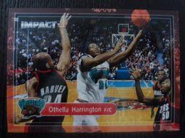 NBA - UPPER DECK 1997 - GRIZZLIES - OTHELLA HARRINGTON - Singles (Simples)