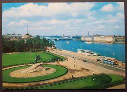 Russia - Leningrad. Decembrists' Square - Russia