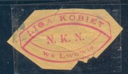 Poland Polish Women's League In Lviv, Ukraine, Label - Poland