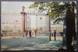 Russia - Leningrad. Summer Gardens. Northern Gates - Russia