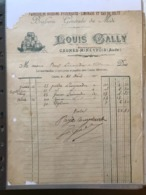 Brasserie Générale Du Midi - Louis Gally - Caunes-Minervois 1905 - 1900 – 1949