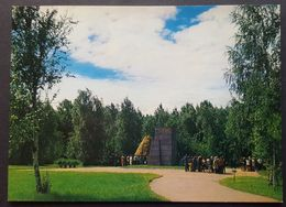"Russia - Razliv. Monument "" Shalash ""  ( Hut ) - Russia"