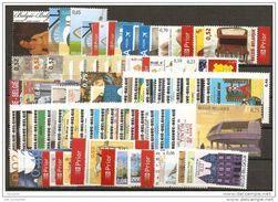 Compleet Jaargang 2007 Postfris **  Lager Dan Postprijs = Alle Postzegels + Alle Blokken + Zegels Uit Blokken En Boekjes - Belgique