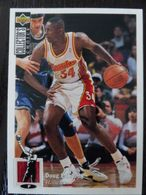 NBA - UPPER DECK 1997 - HAWKS - DOUG EDWARDS - Singles (Simples)