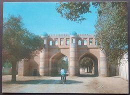 Uzbekistan - Kosh-Darvaza Gate - Uzbekistan