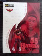 NBA - UPPER DECK 1997 - HAWKS - DIKEMBE MUTOMBO - Singles (Simples)