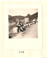 Foto Photo ( 7 X 8 Cm) Coo  1950 - Stavelot