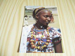 Côte D'Ivoire - Jeune Fille Peul. - Ivory Coast